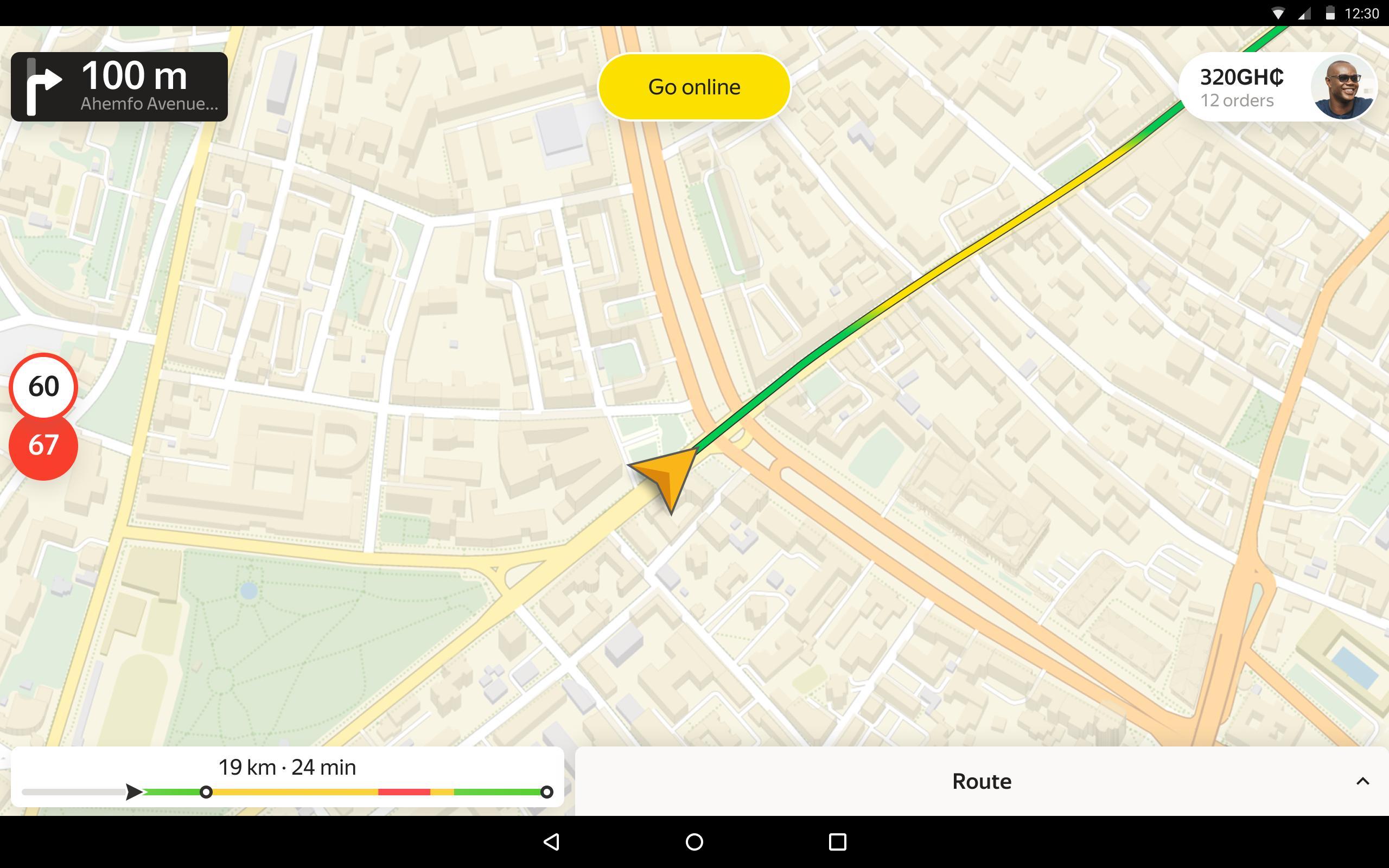 Taximeter — start driving a taxi today 9.14 Screenshot 13