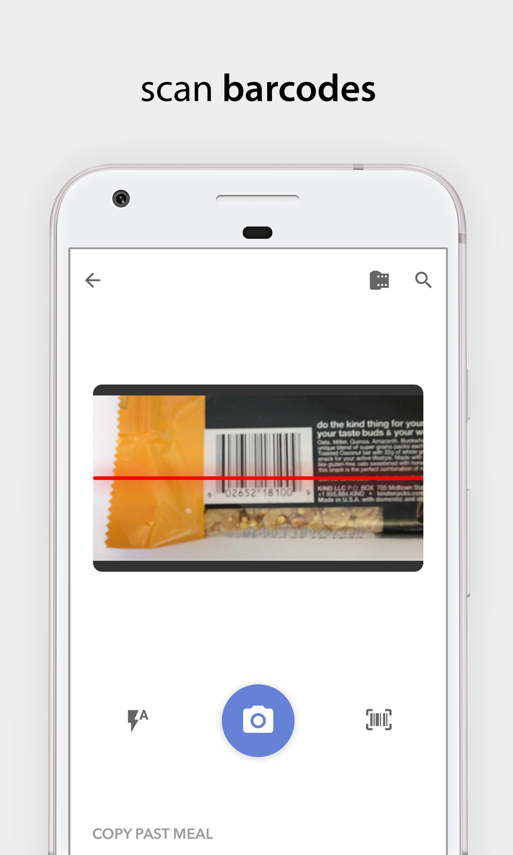 Bitesnap Photo Food Tracker and Calorie Counter 1.6.3 Screenshot 6