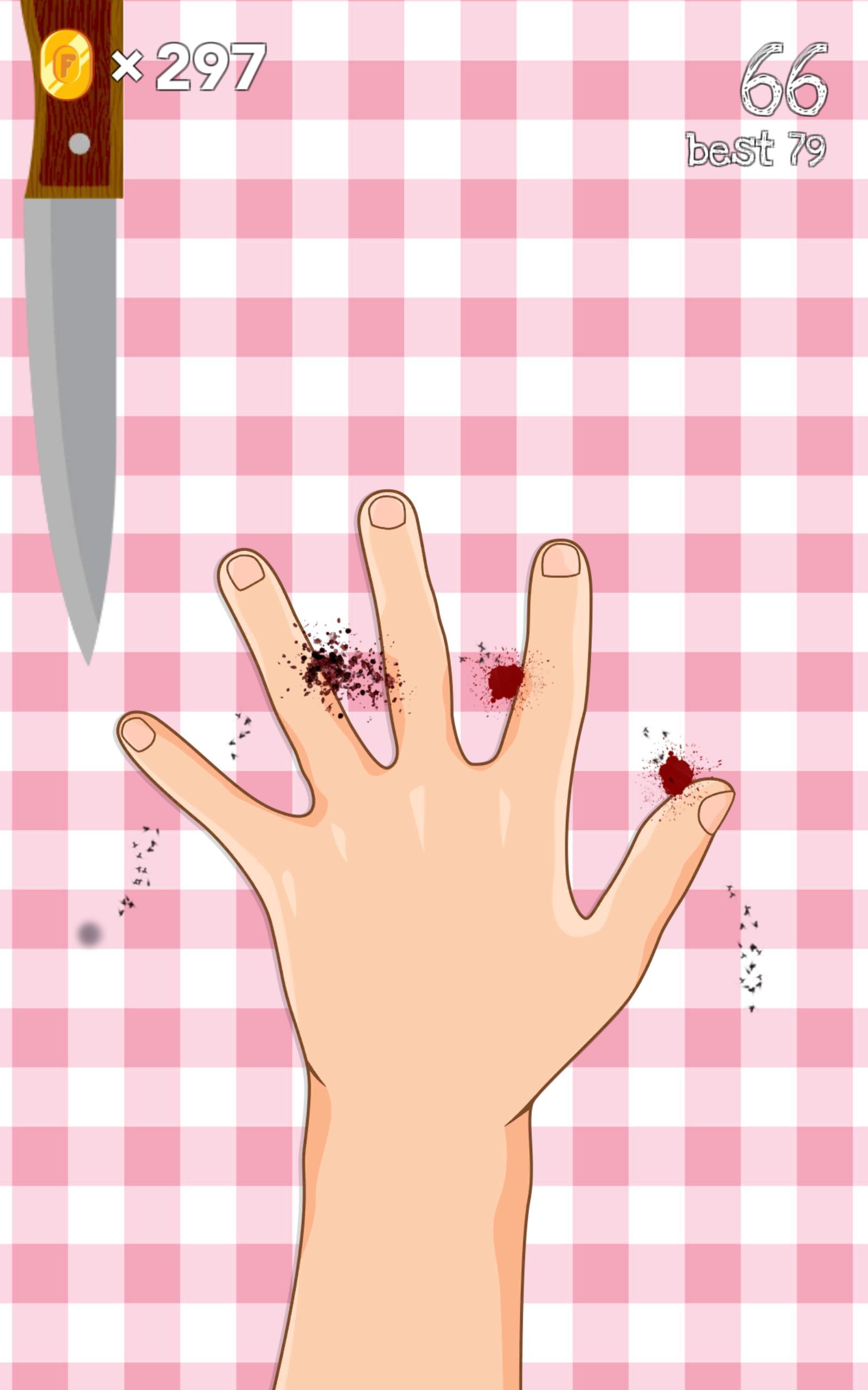 4 Fingers - free knife games 3.4 Screenshot 9