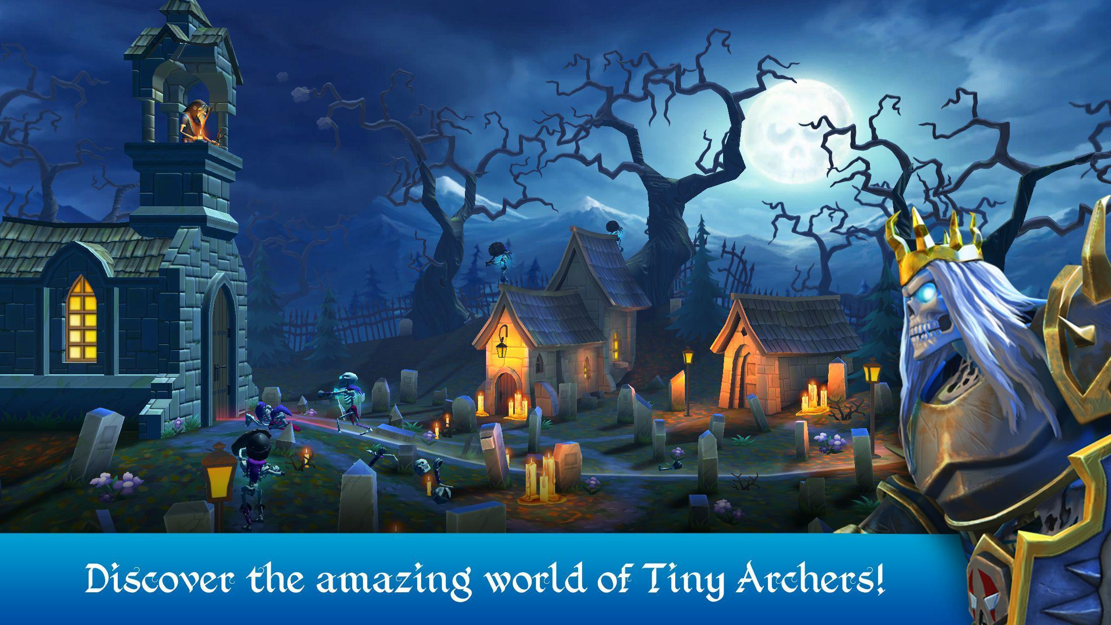 Tiny Archers 1.36.05.0 Screenshot 3