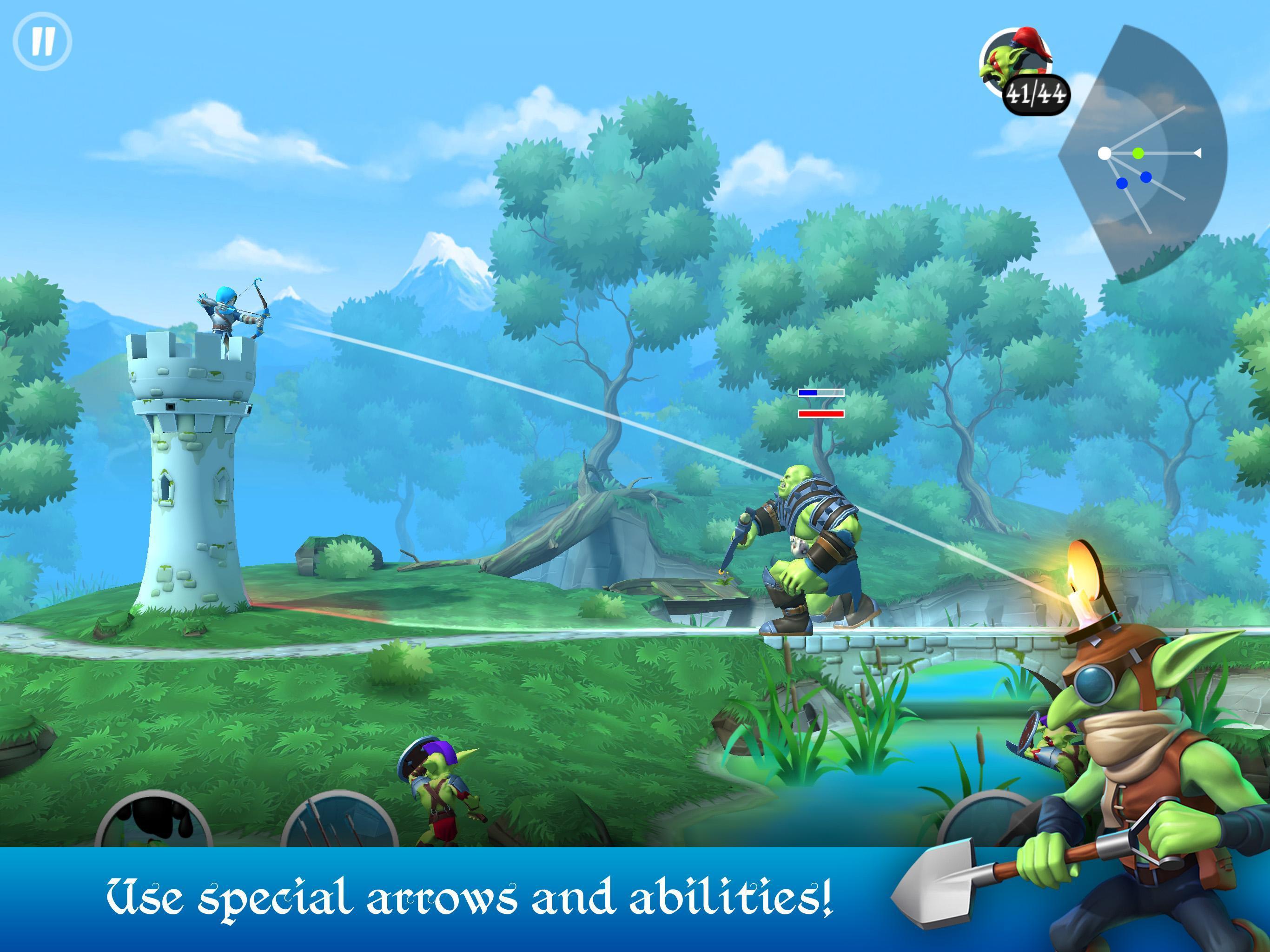 Tiny Archers 1.36.05.0 Screenshot 9