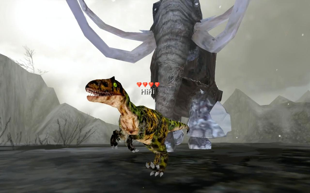 Dinos Online 4.1.1 Screenshot 1