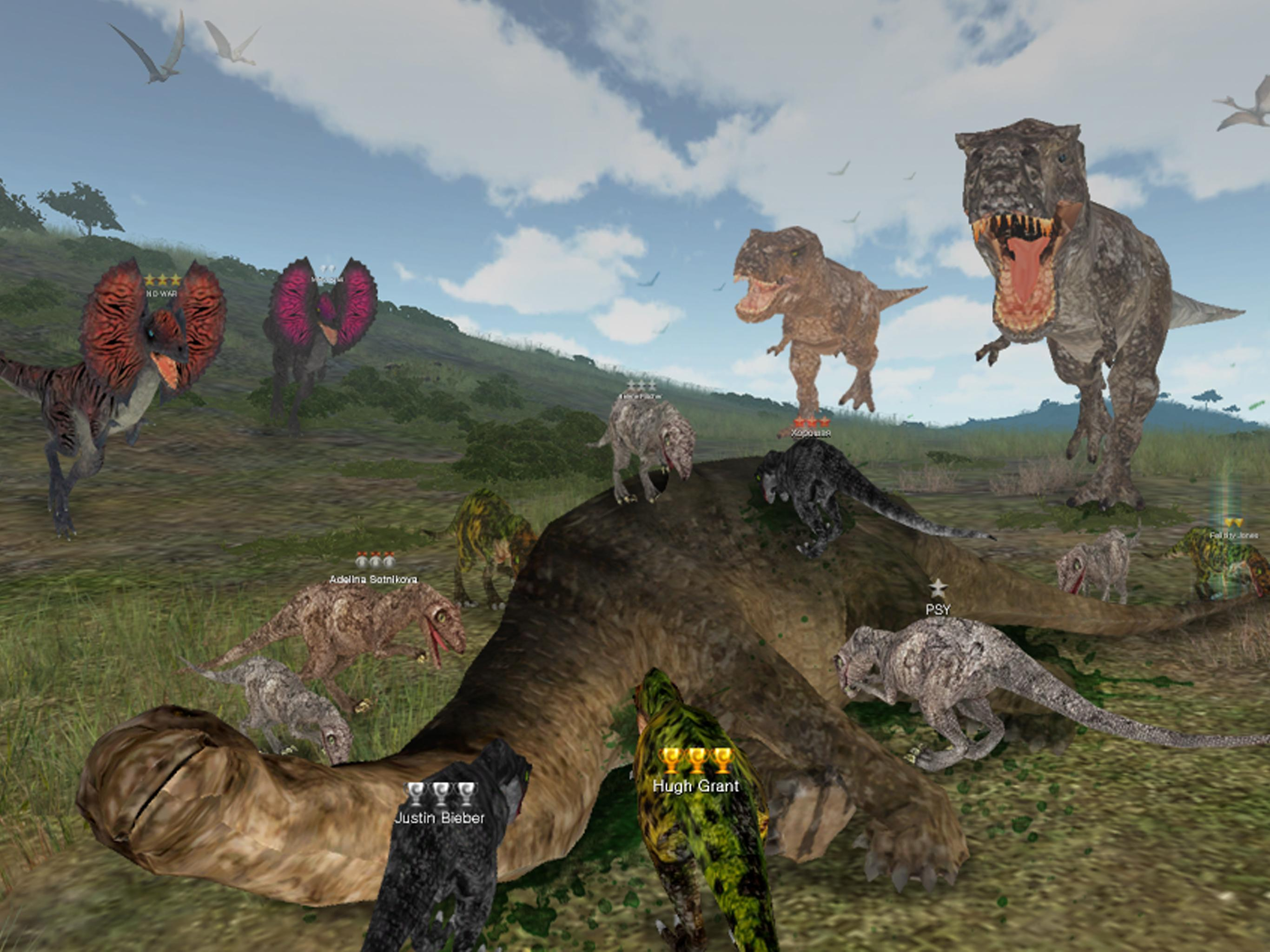 Dinos Online 4.1.1 Screenshot 7