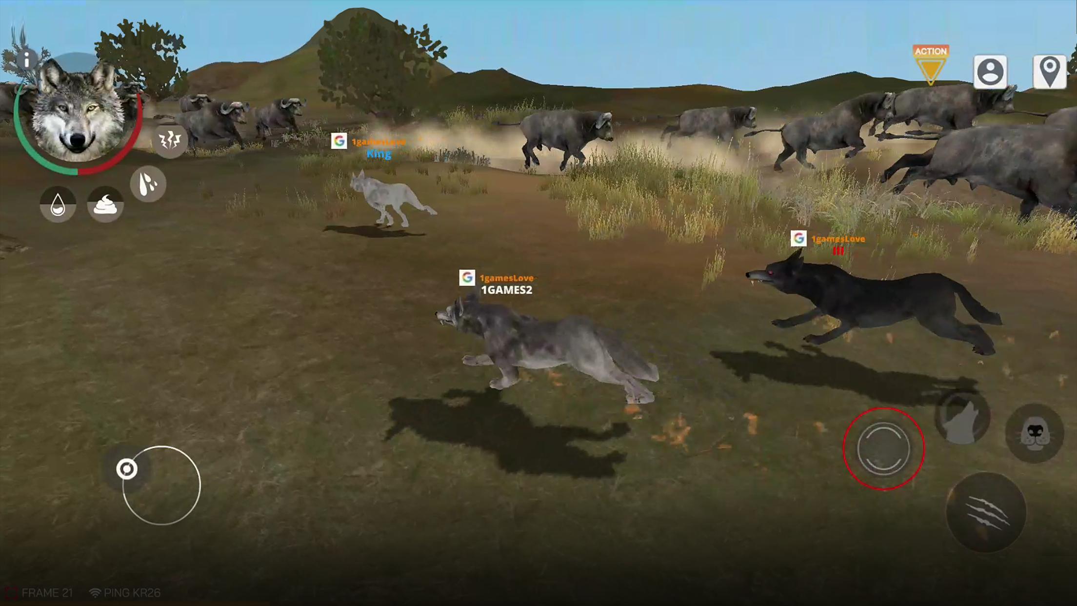 Wolf Online 2 5.0.6 Screenshot 1