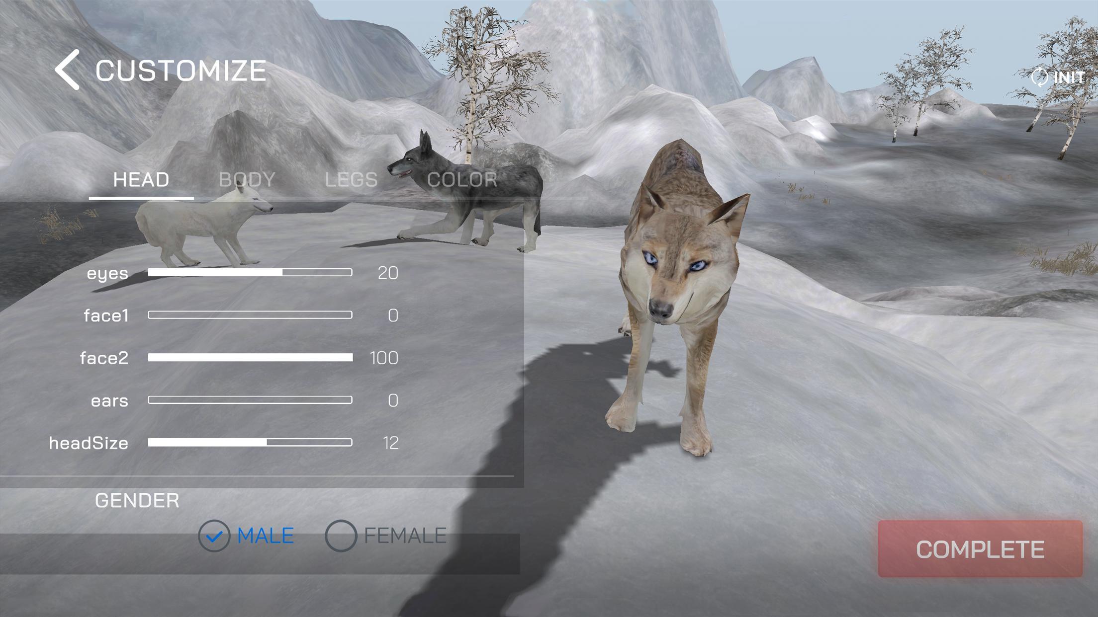 Wolf Online 2 5.0.6 Screenshot 4