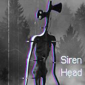 Siren Head Horror SCP 6789 Granny MOD app icon