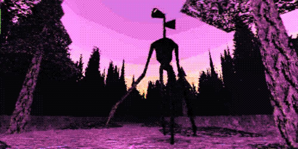 Siren Head Horror SCP 6789 Granny MOD 1.8 Screenshot 1
