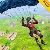 Legend Fire Battleground Shooting Game app icon