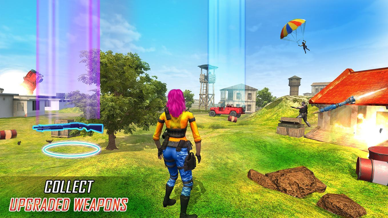Legend Fire Battleground Shooting Game 1.9 Screenshot 2