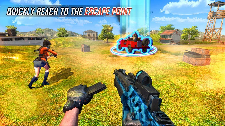 Legend Fire Battleground Shooting Game 1.9 Screenshot 6