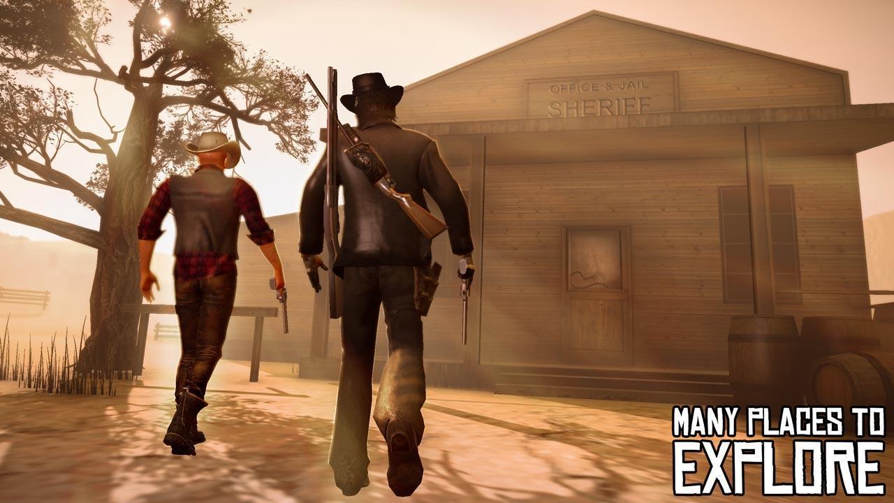 Wild West Gunslinger Cowboy Rider 1.1 Screenshot 2