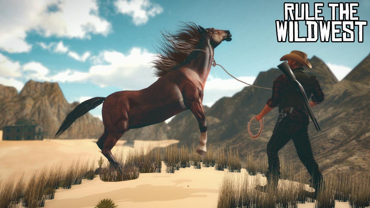 Wild West Gunslinger Cowboy Rider 1.1 Screenshot 6