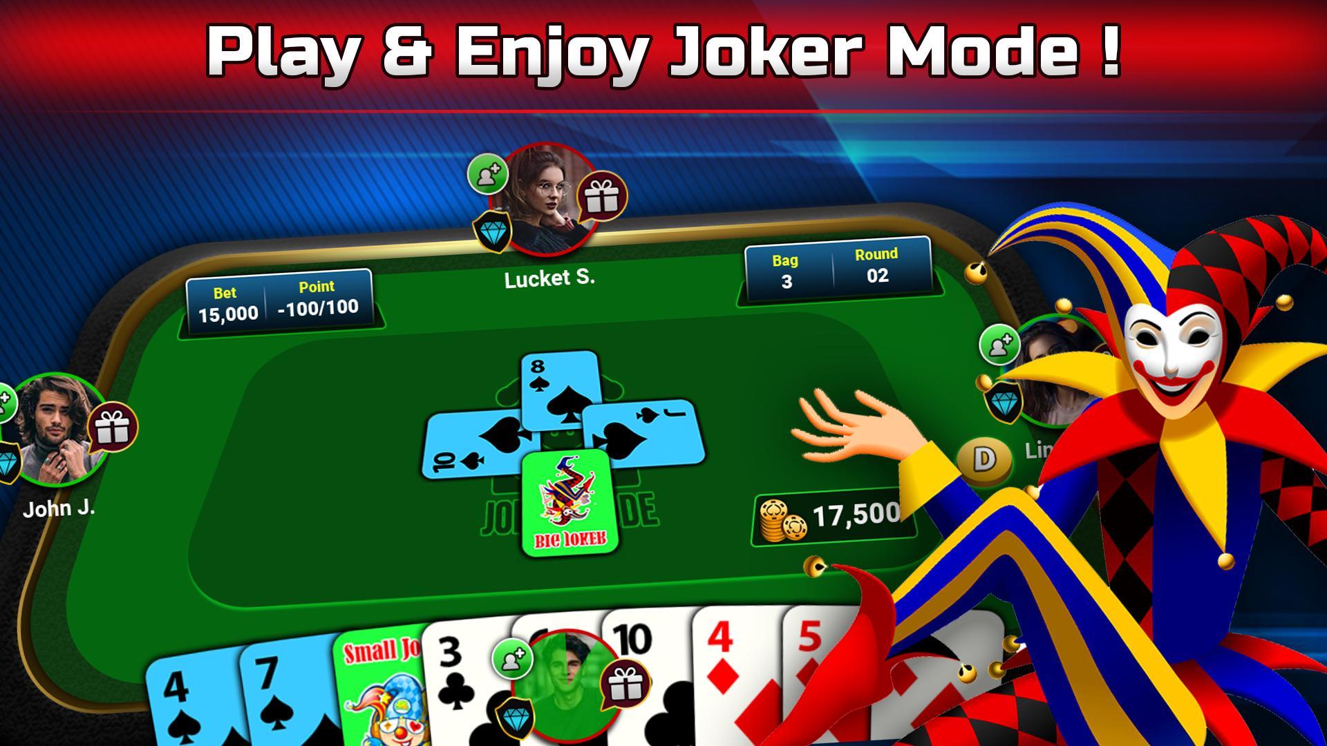 Spades Free - Multiplayer Online Card Game 1.6.3 Screenshot 2
