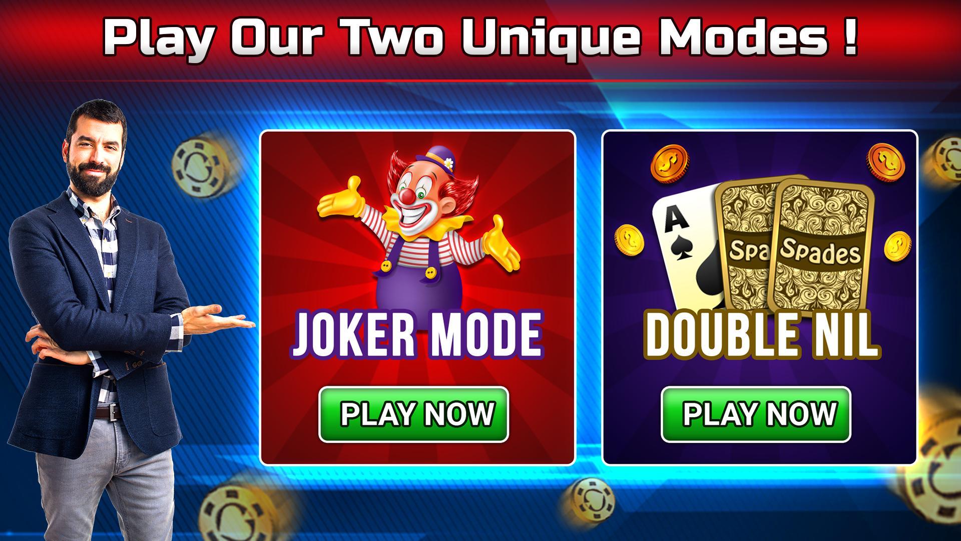 Spades Free - Multiplayer Online Card Game 1.6.3 Screenshot 8