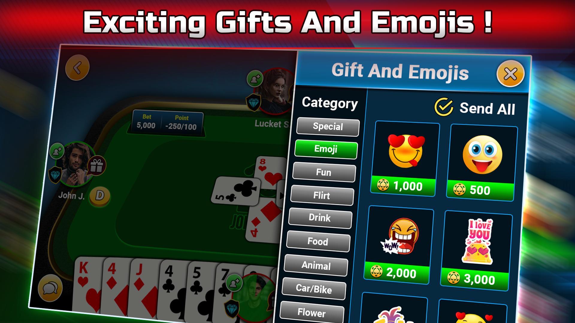 Spades Free - Multiplayer Online Card Game 1.6.3 Screenshot 9