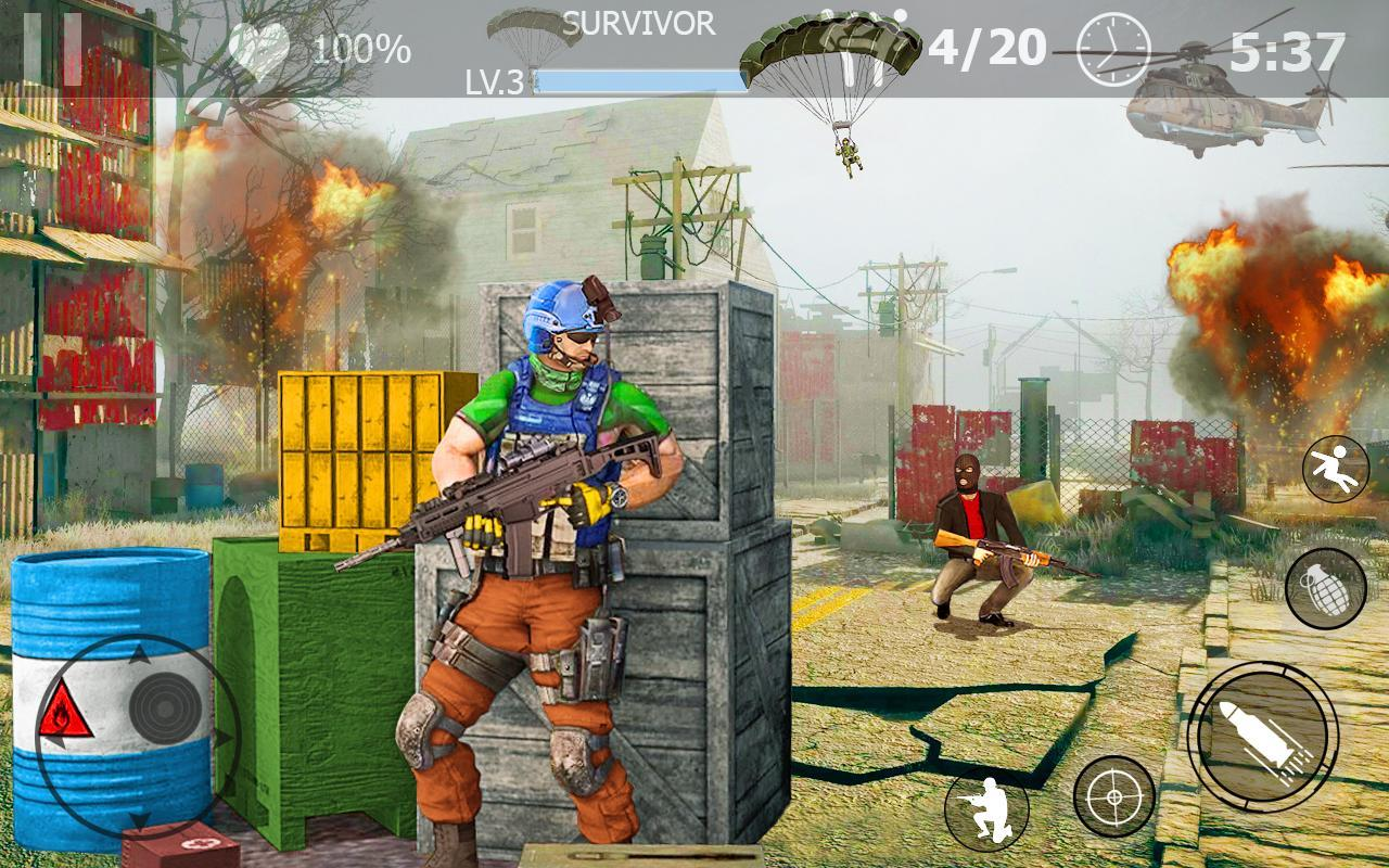 FPS Fire Team Shooter 3D: Sniper Shooter Ops 2020 1.0 Screenshot 7