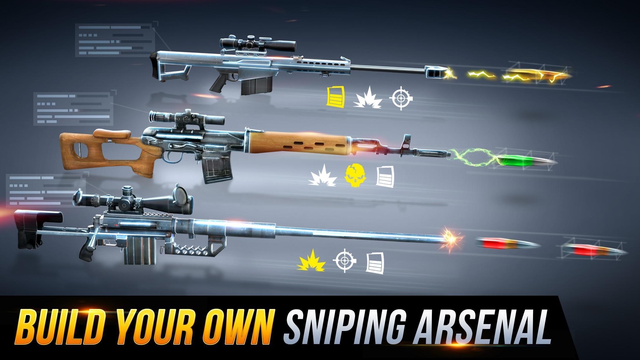 Sniper Honor: Fun FPS 3D Gun Shooting Game 2020 1.8.1 Screenshot 17