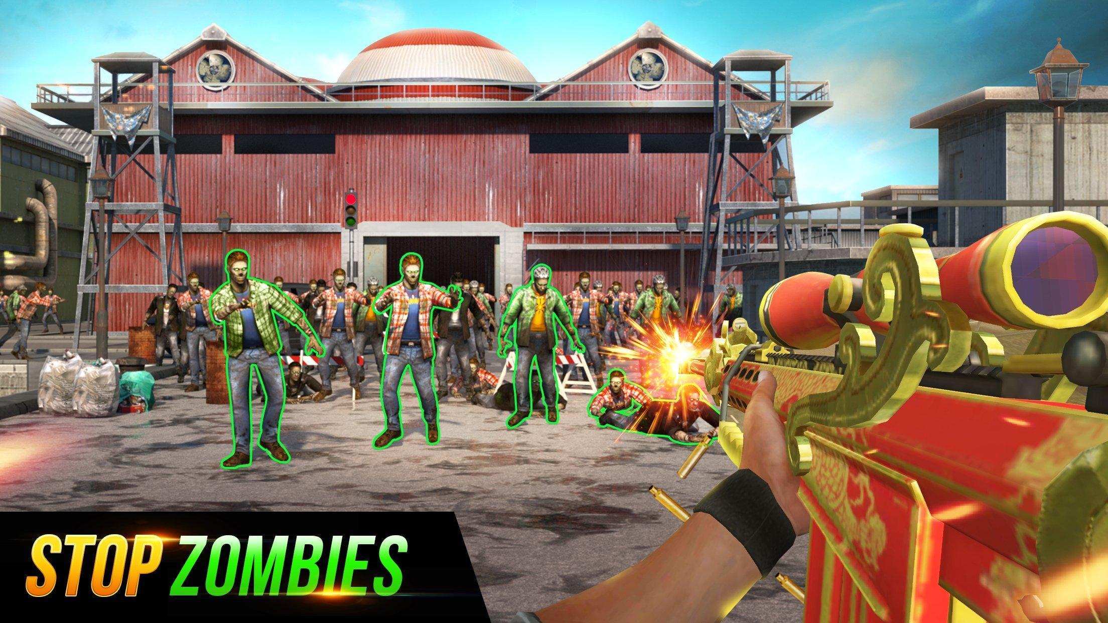 Sniper Honor: Fun FPS 3D Gun Shooting Game 2020 1.8.1 Screenshot 19