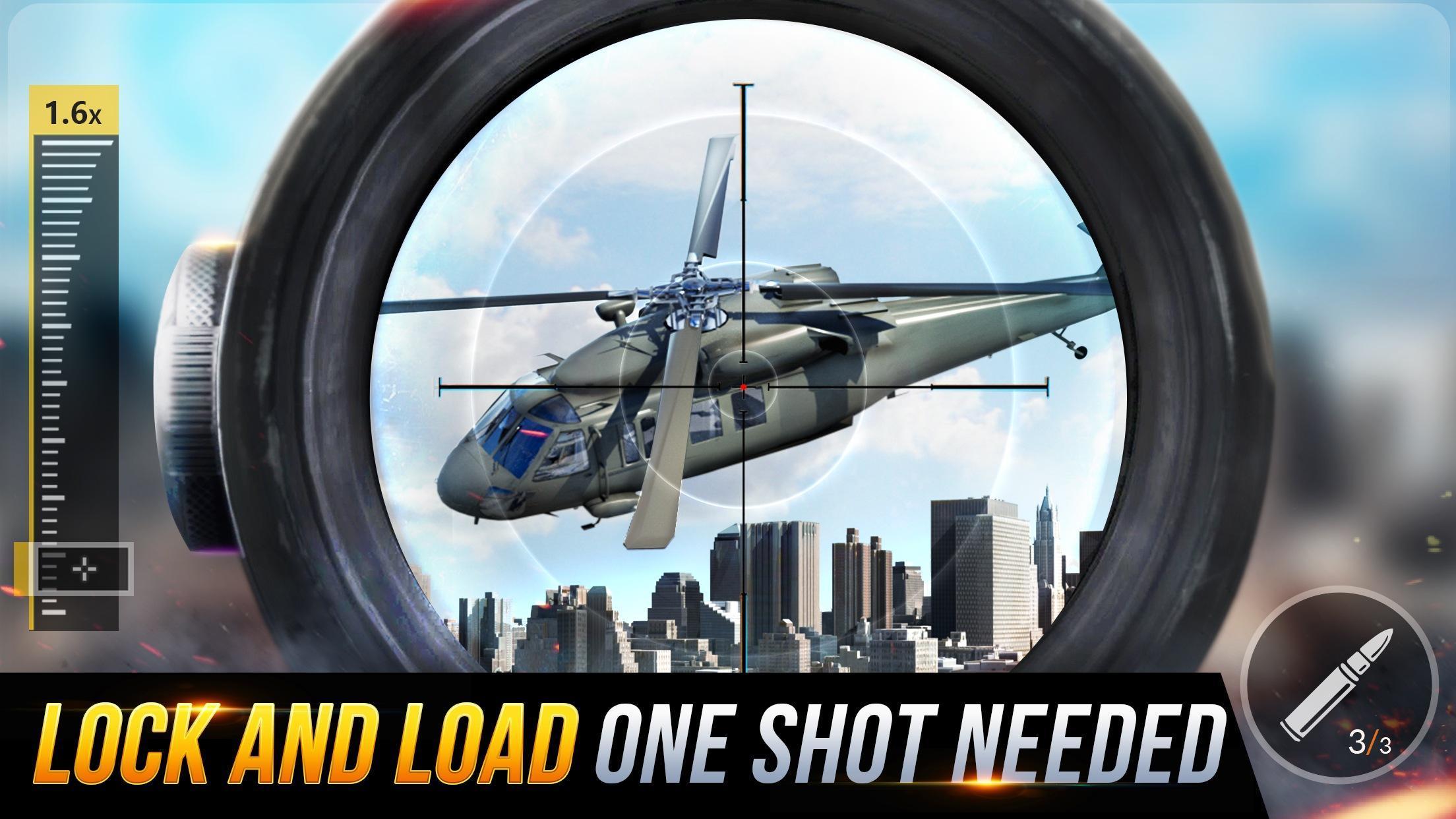 Sniper Honor: Fun FPS 3D Gun Shooting Game 2020 1.8.1 Screenshot 2