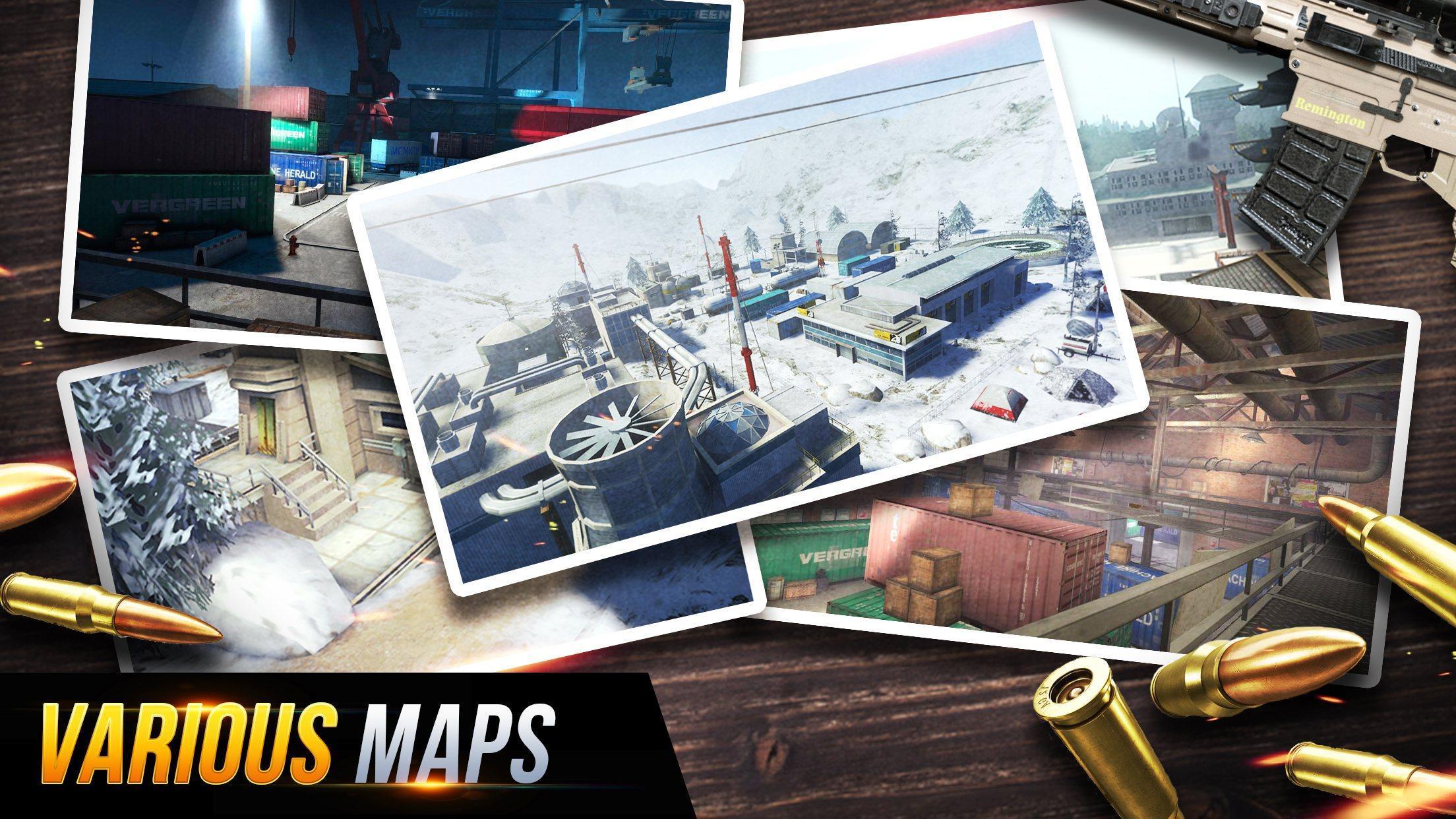 Sniper Honor: Fun FPS 3D Gun Shooting Game 2020 1.8.1 Screenshot 20