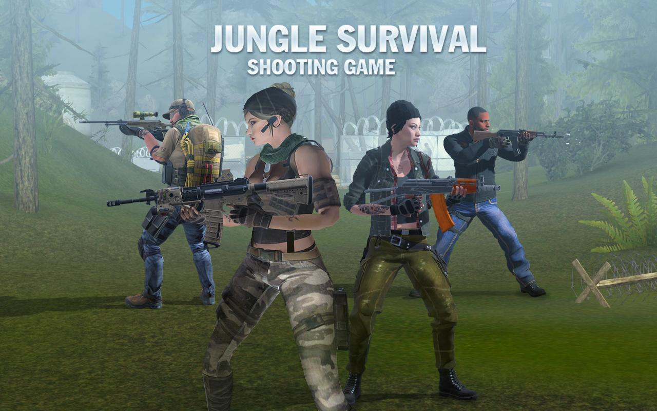 Fort Squad Battleground - Survival Shooting Games 1.2.2 Screenshot 1