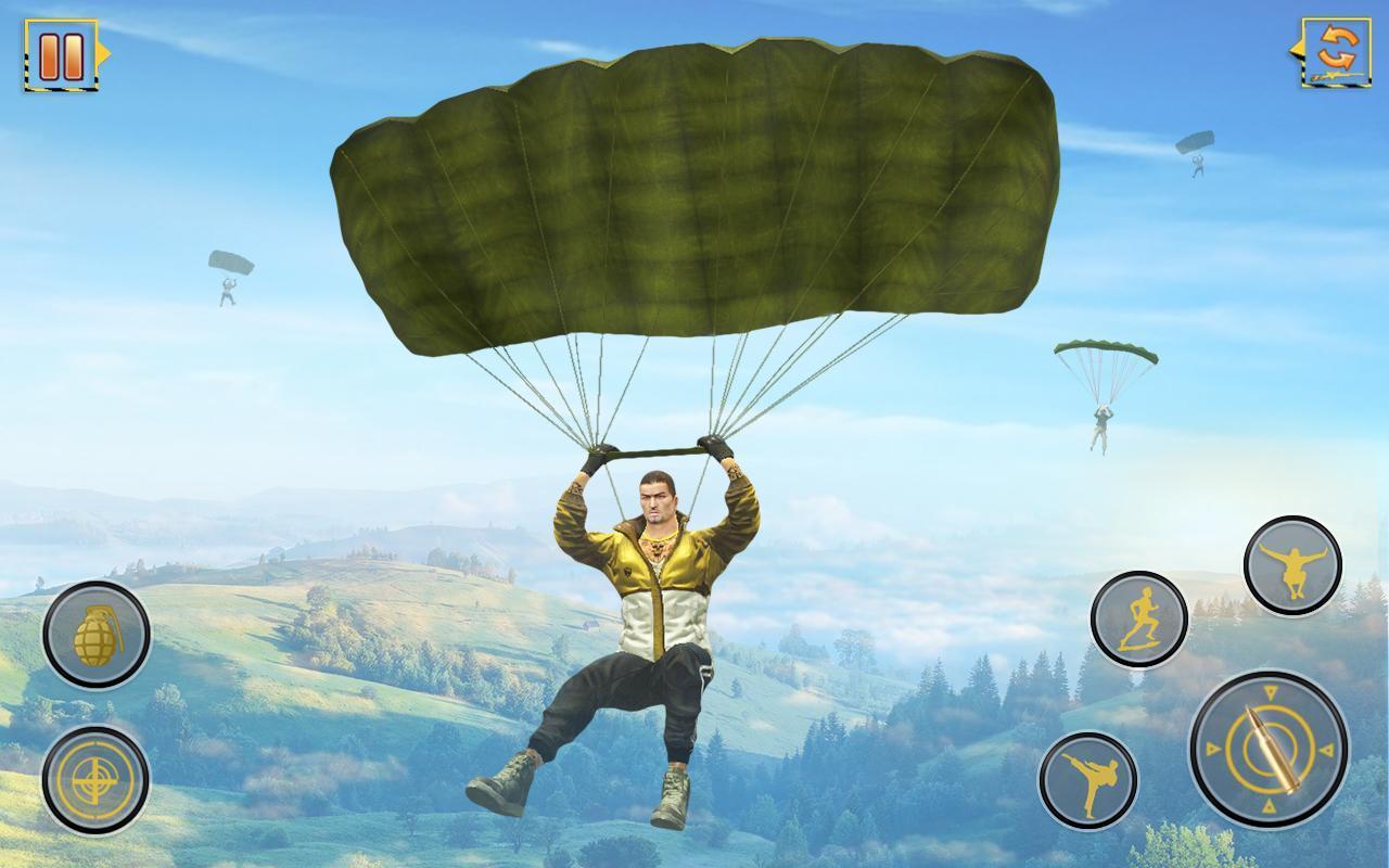 Fort Squad Battleground - Survival Shooting Games 1.2.2 Screenshot 10