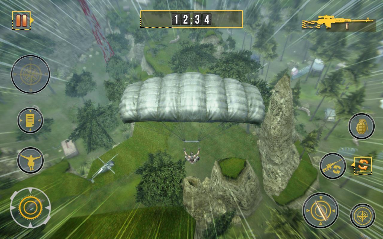 Fort Squad Battleground - Survival Shooting Games 1.2.2 Screenshot 22