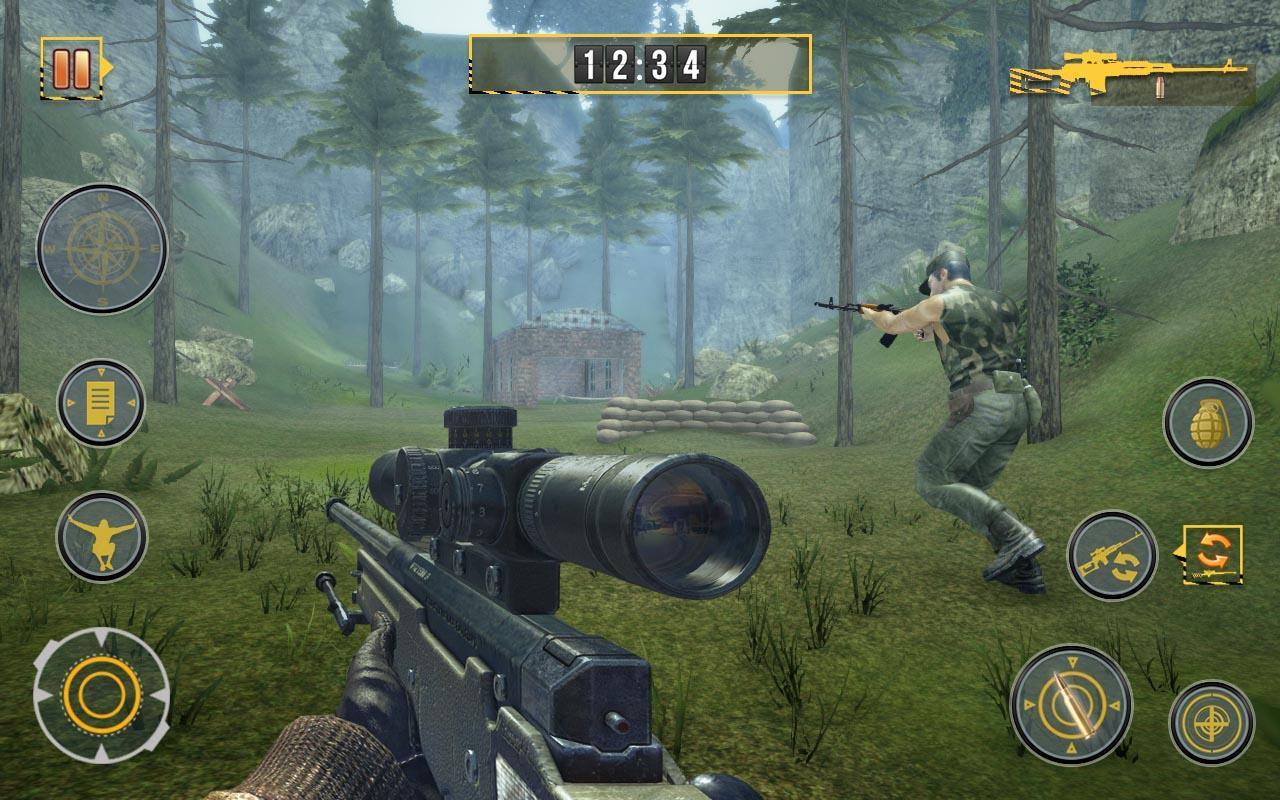 Fort Squad Battleground - Survival Shooting Games 1.2.2 Screenshot 24