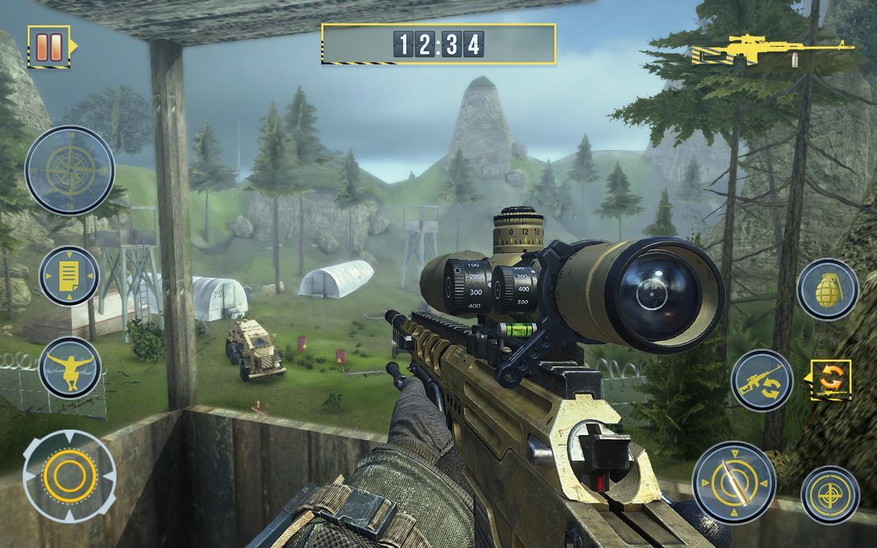 Fort Squad Battleground - Survival Shooting Games 1.2.2 Screenshot 4