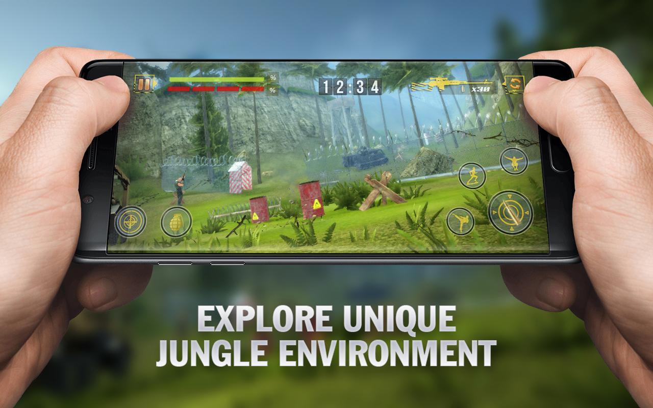 Fort Squad Battleground - Survival Shooting Games 1.2.2 Screenshot 5
