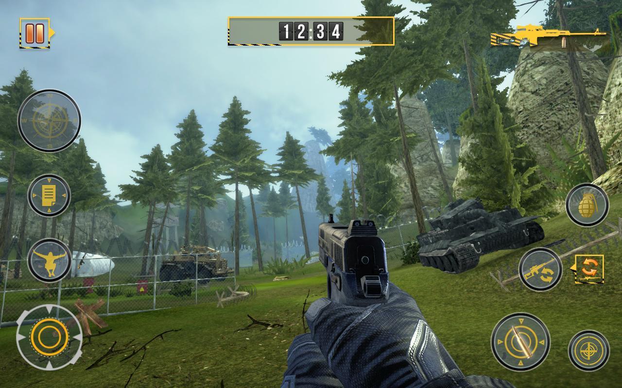 Fort Squad Battleground - Survival Shooting Games 1.2.2 Screenshot 7