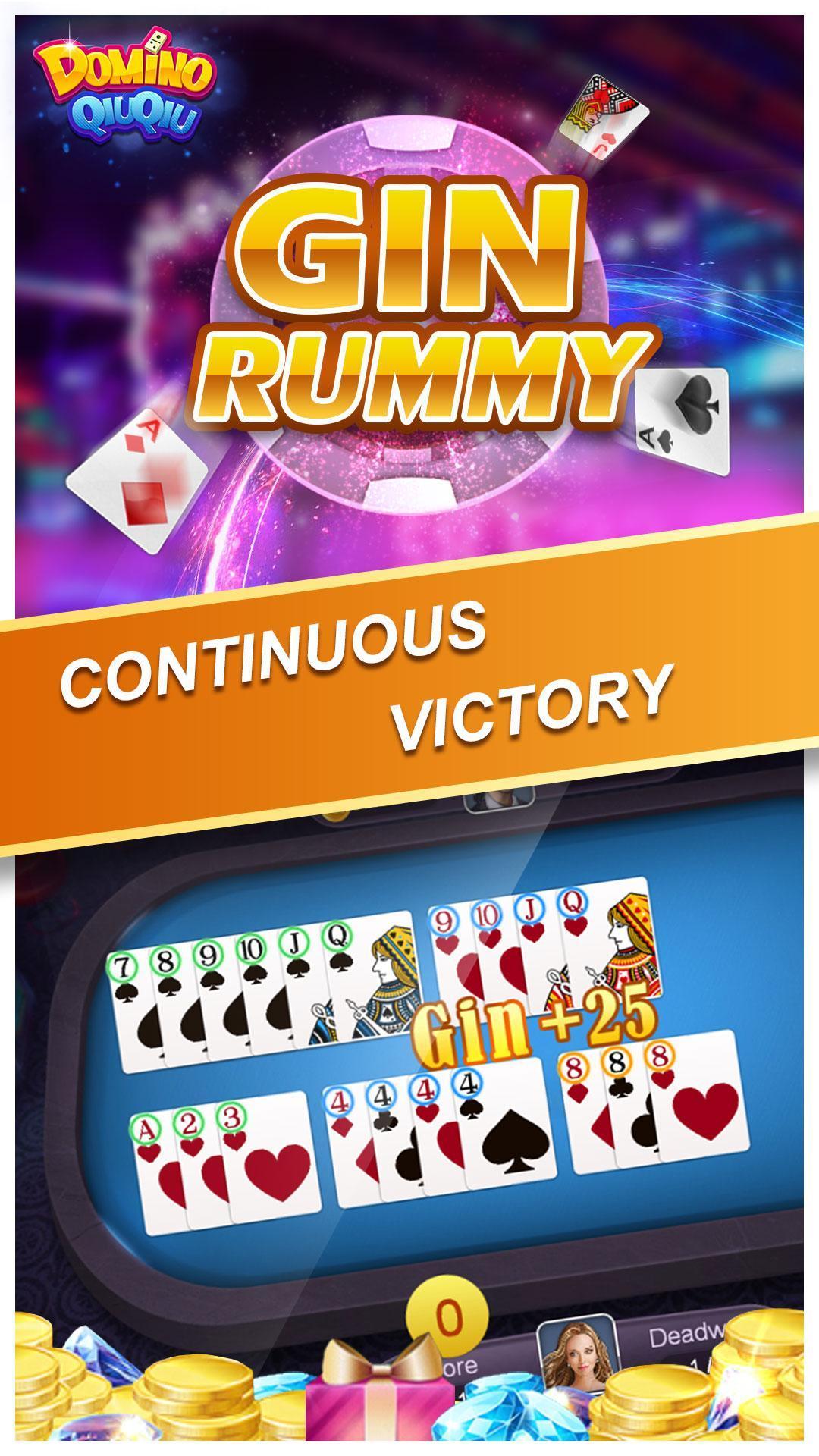Domino QiuQiu KiuKiu Online(koin gratis) 2.3.9 Screenshot 5