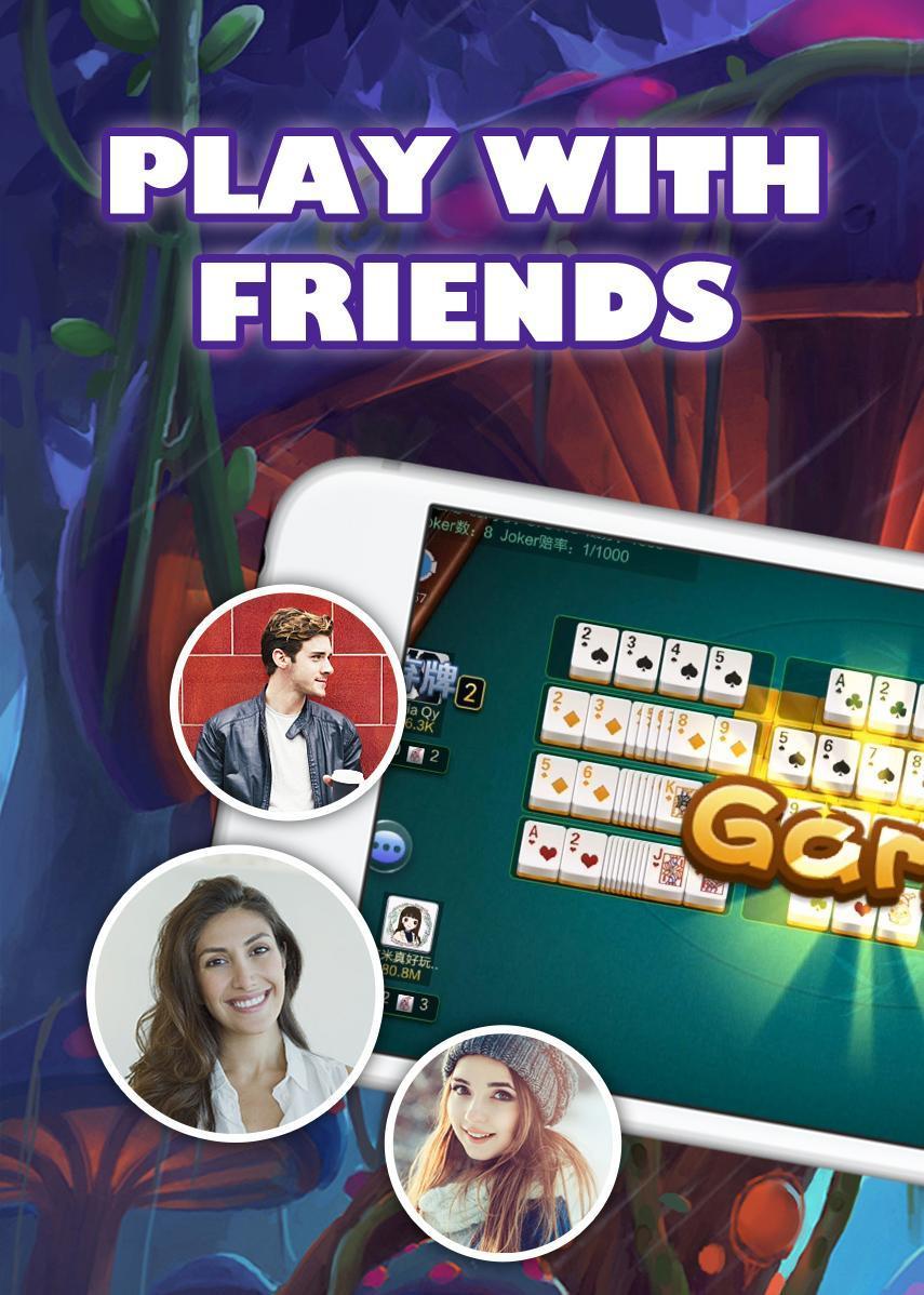 Lami Mahjong 拉米麻将一起玩 1.9.0 Screenshot 3