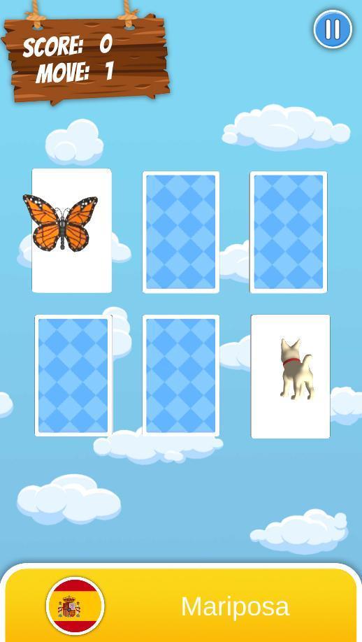 3D Memory for Kids 0.1.01 Screenshot 3