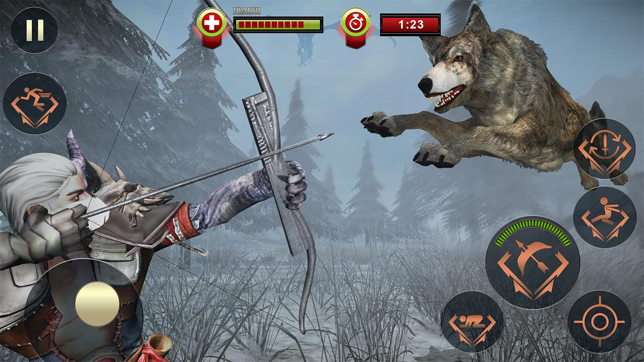 Battle of Mighty Dragons: Archery Games 2019 2.0 Screenshot 4