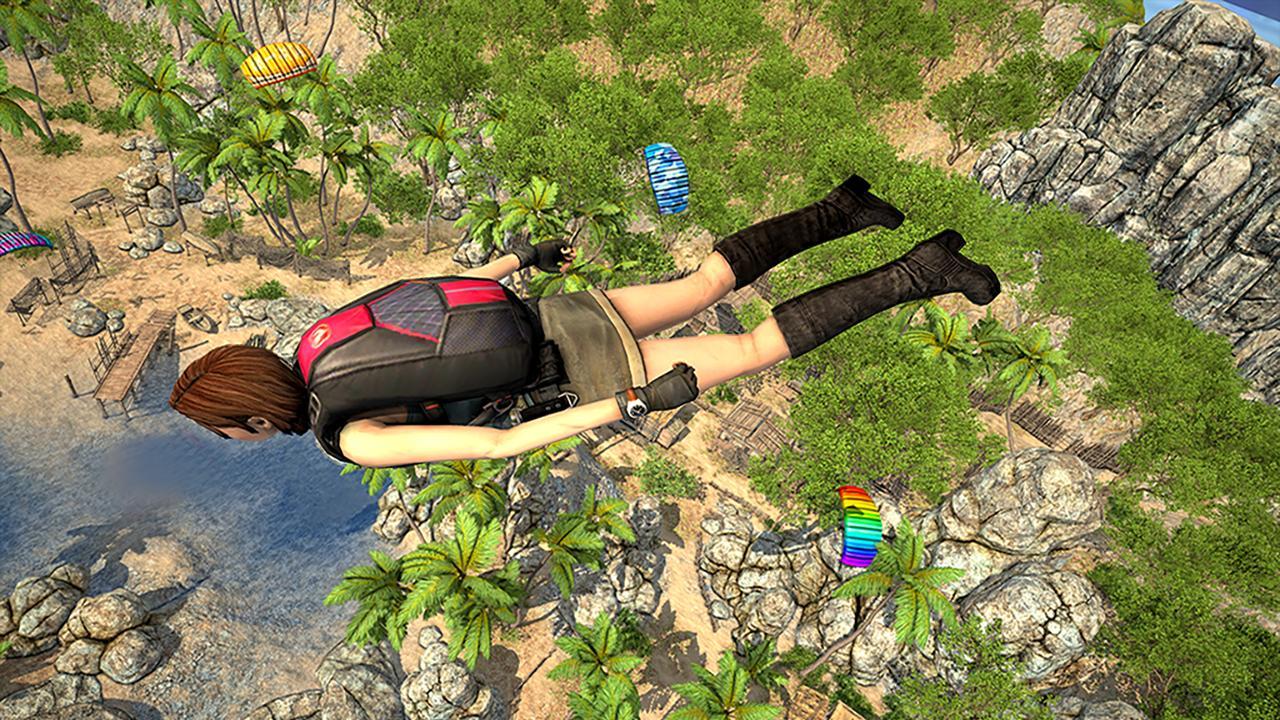 Last Player Battlegrounds Survival 4.0 Screenshot 1