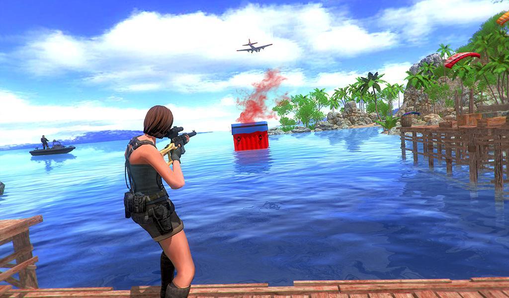 Last Player Battlegrounds Survival 4.0 Screenshot 12