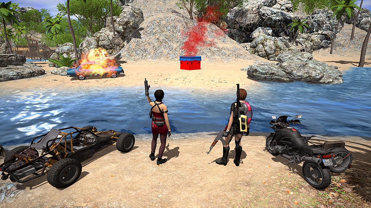 Last Player Battlegrounds Survival 4.0 Screenshot 2