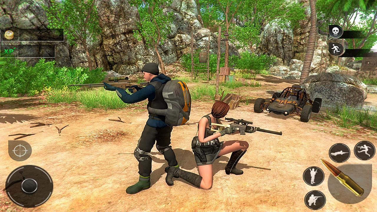 Last Player Battlegrounds Survival 4.0 Screenshot 3