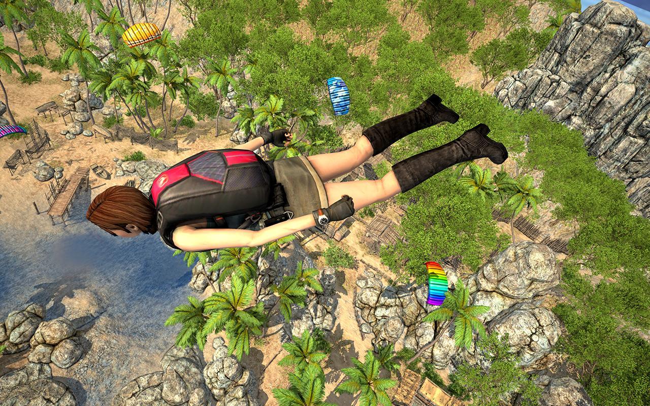 Last Player Battlegrounds Survival 4.0 Screenshot 5