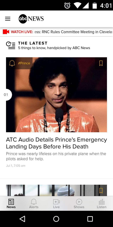 ABC News US & World News 5.4.3 Screenshot 2