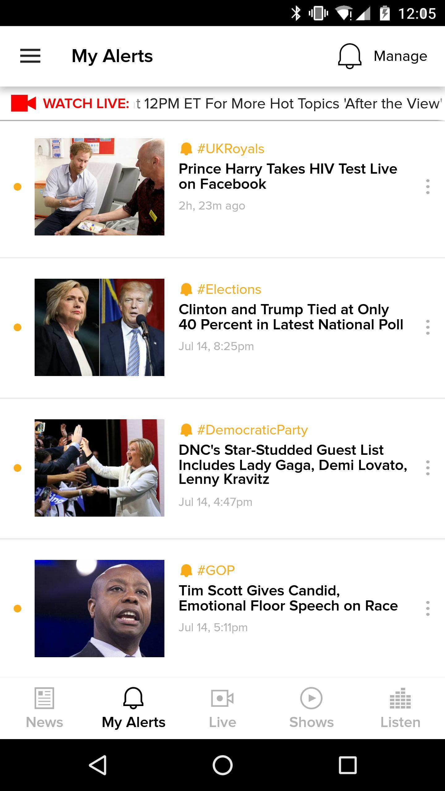 ABC News US & World News 5.4.3 Screenshot 3