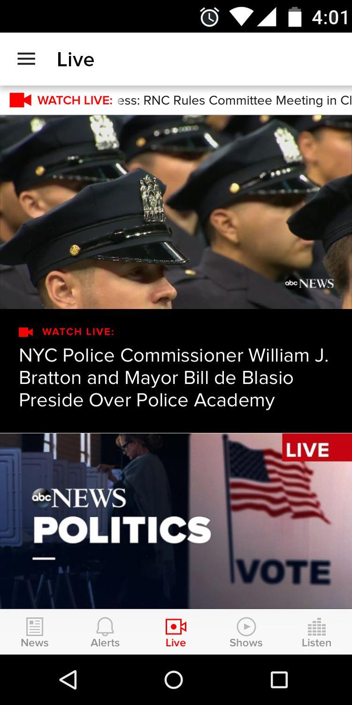 ABC News US & World News 5.4.3 Screenshot 4
