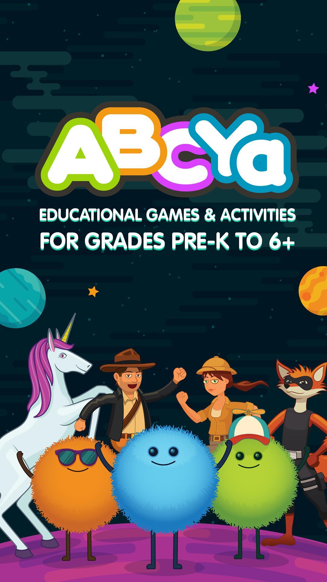 ABCya! Games 2.3.5 Screenshot 1