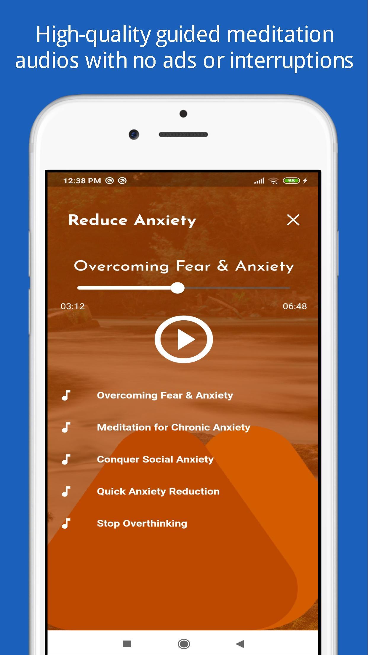 Zentor: Free Guided Meditation 1.0.0 Screenshot 2