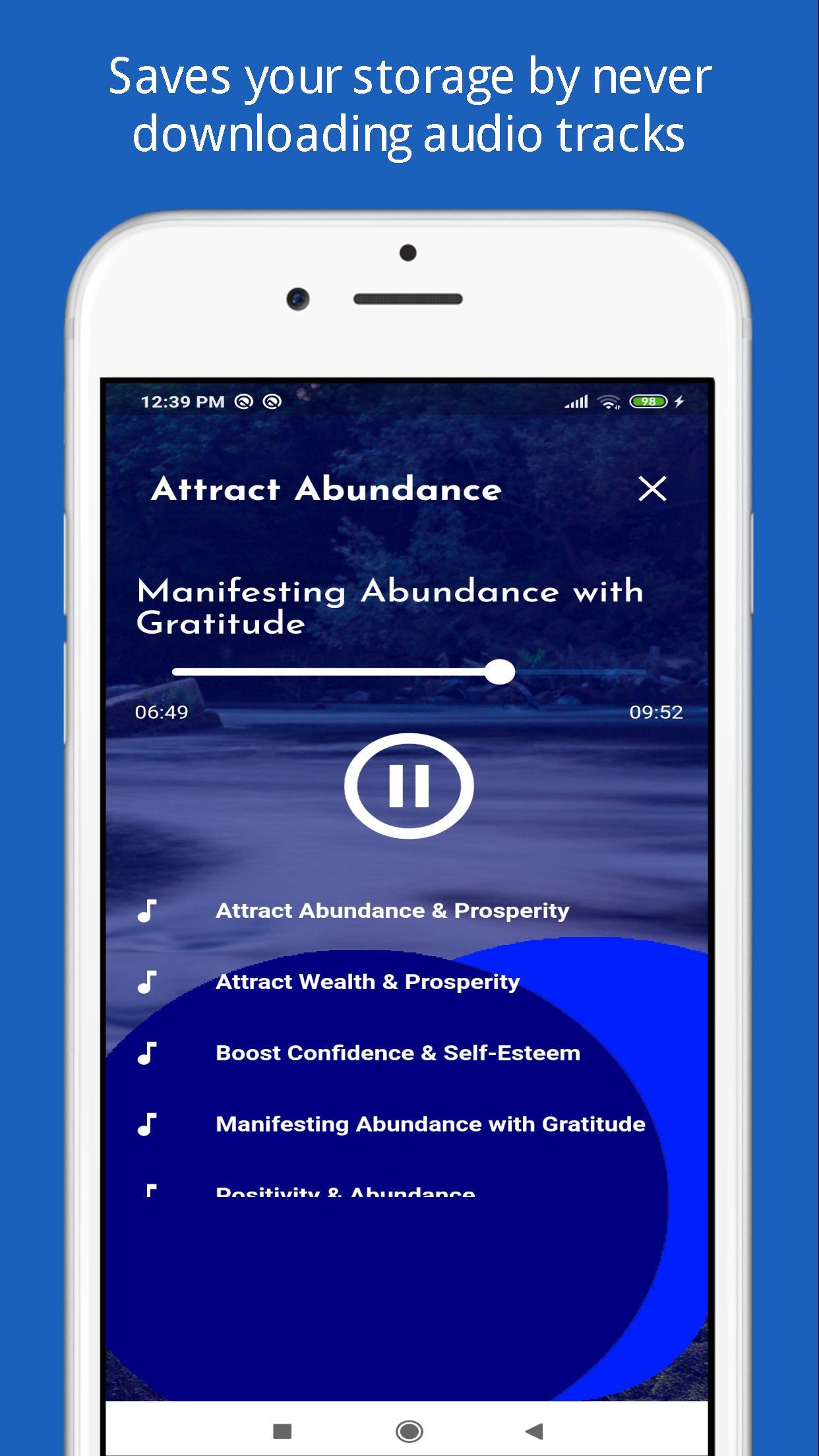Zentor: Free Guided Meditation 1.0.0 Screenshot 3