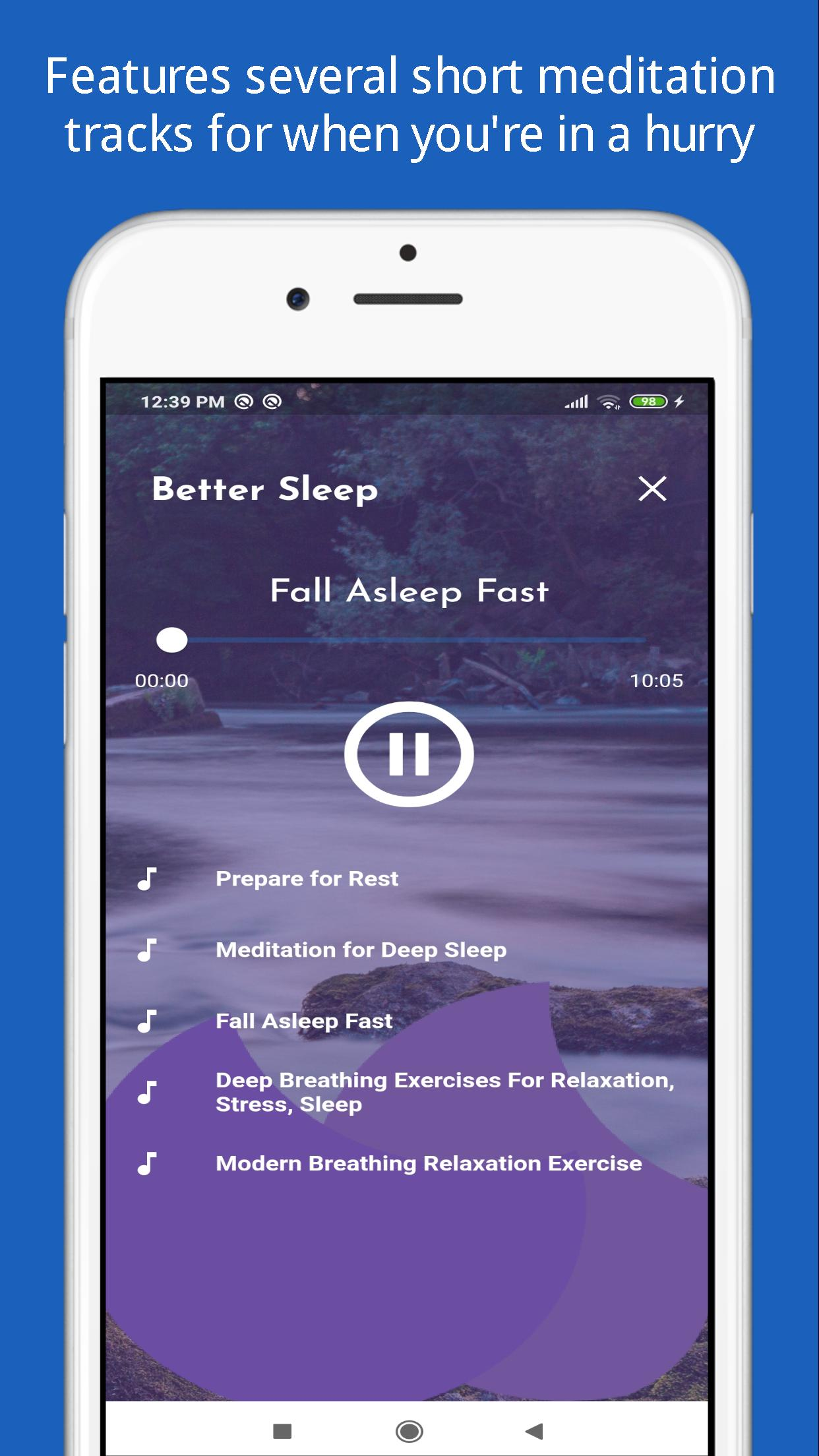 Zentor: Free Guided Meditation 1.0.0 Screenshot 4