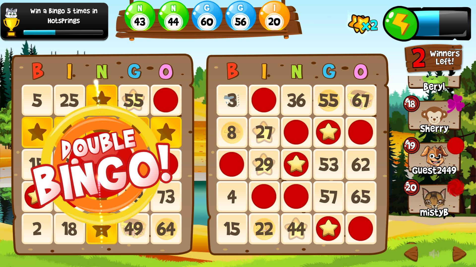 Bingo Abradoodle - Bingo Games Free to Play! 3.0.02 Screenshot 1