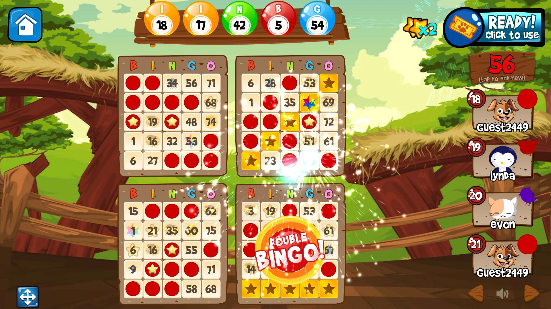 Bingo Abradoodle - Bingo Games Free to Play! 3.0.02 Screenshot 11