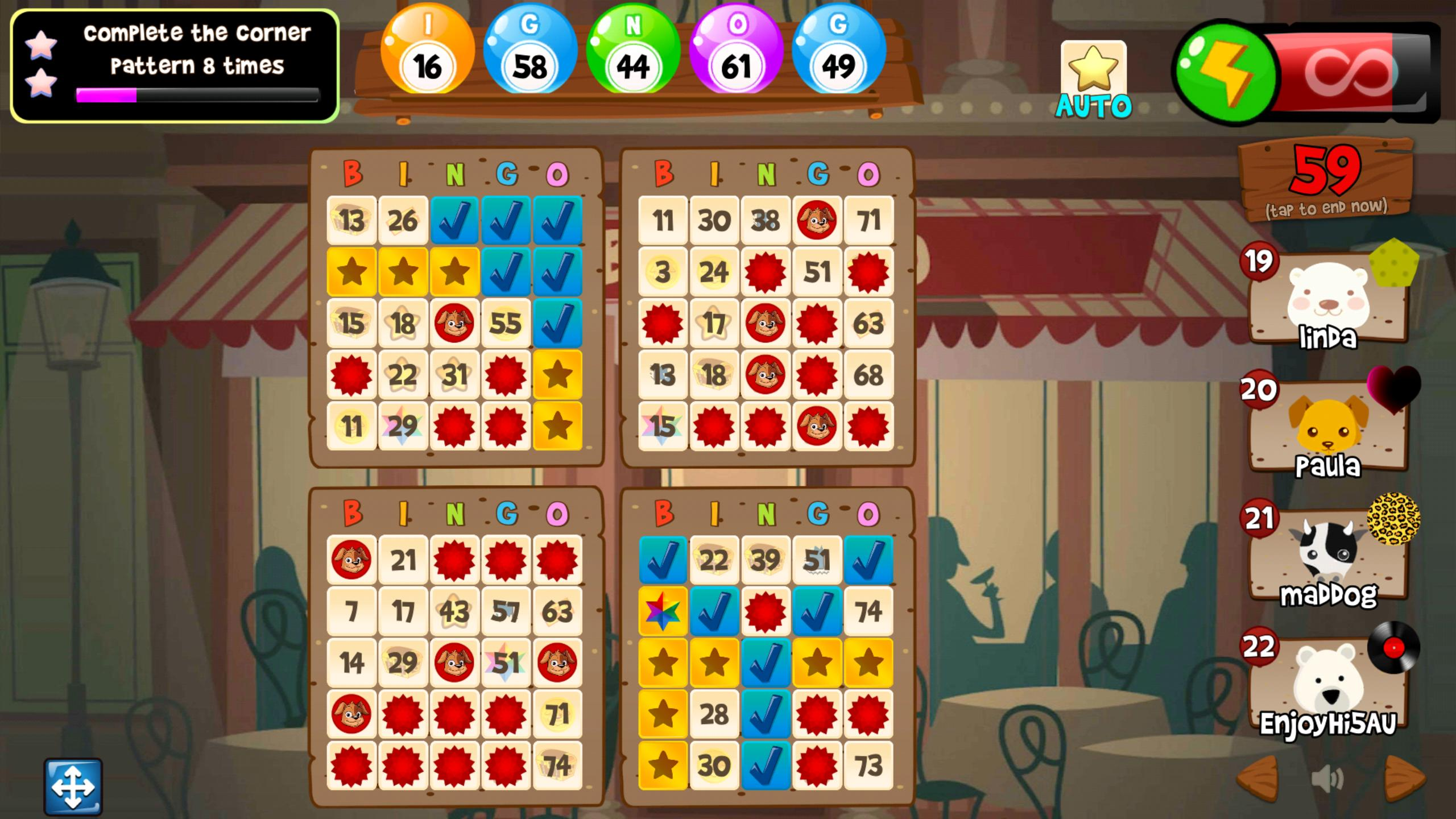 Bingo Abradoodle - Bingo Games Free to Play! 3.0.02 Screenshot 3